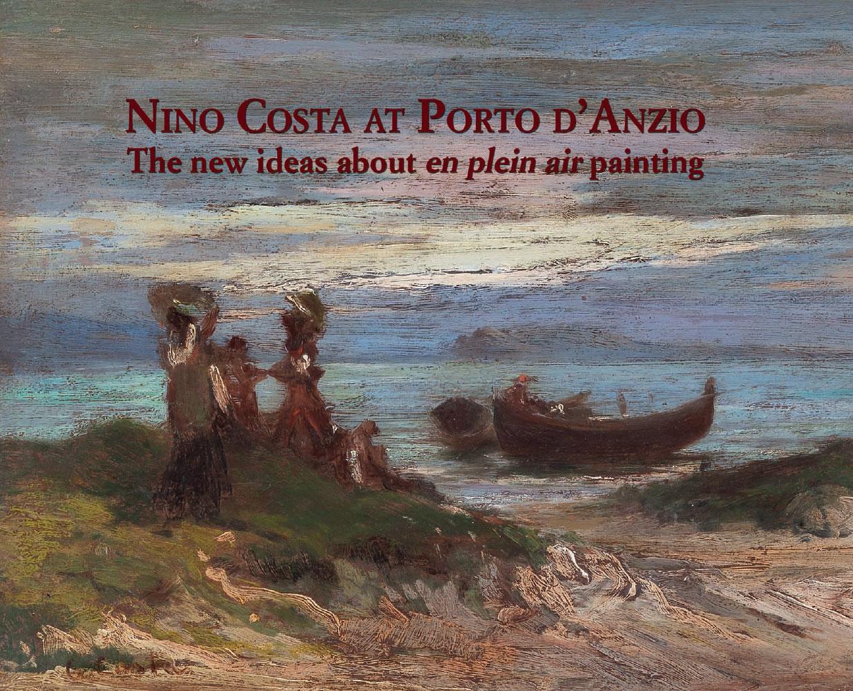 Nino Costa at Porto D'Anzio
